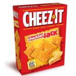 Large Cheez-It Cheddar Jack Crackers (351g, 12.4oz)